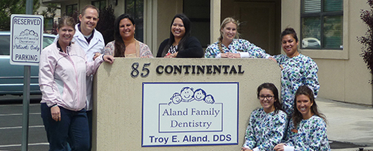Aland Family Dentistry