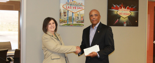 NSDC Assists Ron Smith With The 504 Vet Loan Advantage Program