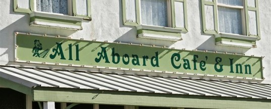 ALL ABOARD CAFE & INN II, ELY'S VERY OWN BED-AND-BREAKFAST