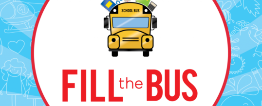 Communities In Schools 4th Annual Fill the Bus
