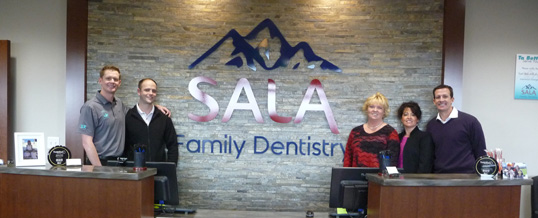 Sala Dentistry Triples its Size